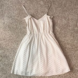 Dresses & Skirts - Cream colored dress